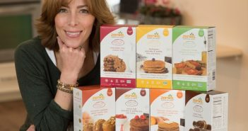 Jill Motew of Zemas Madhouse Foods Gluten-Free Baking Mixes