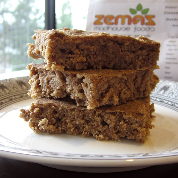 Zemas Madhouse Foods Ancient Grain Gluten-Free Baking Mixes: Cinnamon-Oatmeal Mix