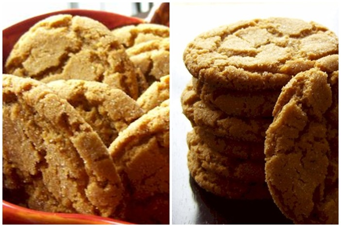 A Dozen of the Best Dairy-Free Holiday Cookies: Snappy Molasses Pictured