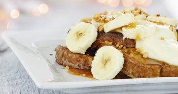 Dairy-Free Spiced Gingerbread French Toast Recipe