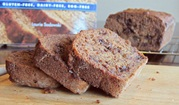 Gluten-Free Vegan Chocolate Chip Maple Banana Quick Bread