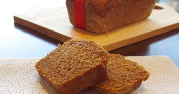 Perfect Pumpkin Bread Recipe for All! (vegan, gluten-free, dairy-free, nut-free and soy-free yet so tender, moist and perfect!)