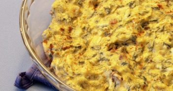 Creamy Dairy-Free and Vegan Spinach and Artichoke Dip