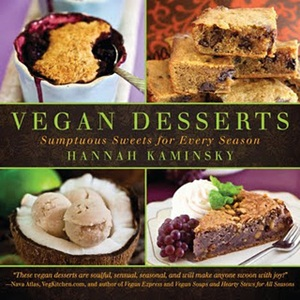 Vegan Desserts Cookbook