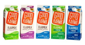Good Karma Flaxmilk (Review): It's back! An old dairy-free, top allergen-free, vegan favorite with a new look.