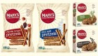 "Mary's Gone Crackers Snacks: Modernized Wholesome ""Hippy"" Food"