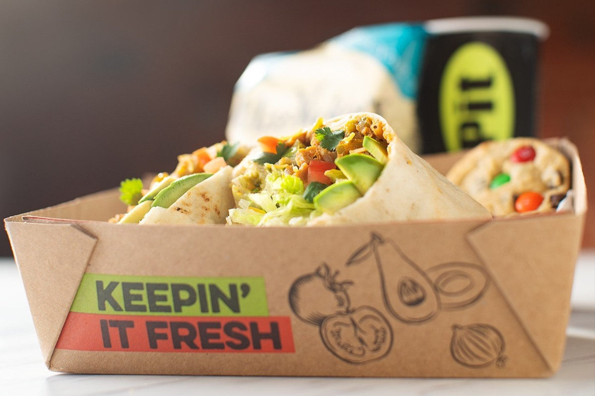 Pita Pit Dairy-Free Menu Guide with Vegan Options, Gluten-Free Options, and Allergen Notes