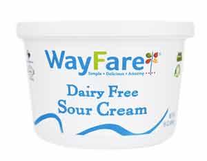 Wayfare We Can't Say It's Sour Cream - a dairy-free sour cream alternative!