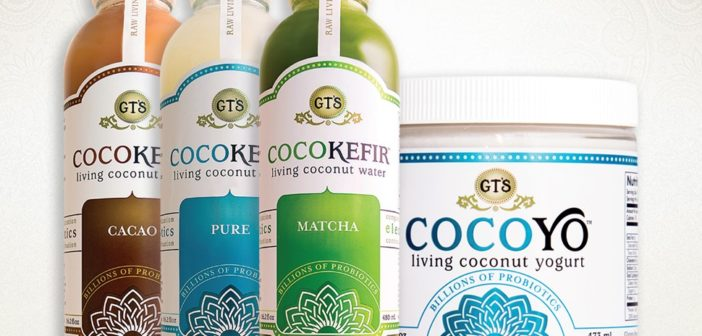 Image result for GT's CocoKefir