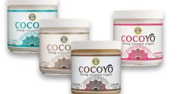 Cocoyo Living Coconut Yogurt Reviews and Information (it's dairy-free, vegan, added sugar-free, and filled with probiotics!