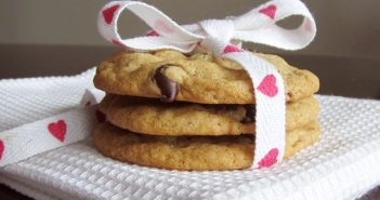 Vegan and Gluten-Free Chocolate Chip Cookies Recipe
