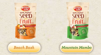 Not Nuts! Trail Mix from Enjoy Life Foods - Gluten-Free, Nut-Free, Peanut-Free, Dairy-Free