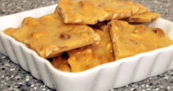 Vegan Peanut Brittle Recipe