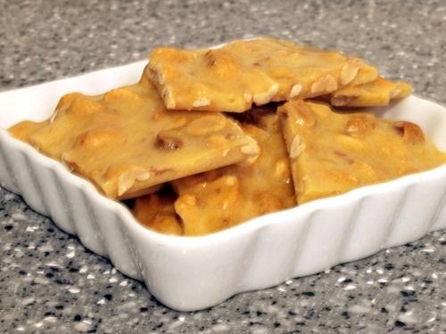 Vegan Peanut Brittle Recipe Microwave