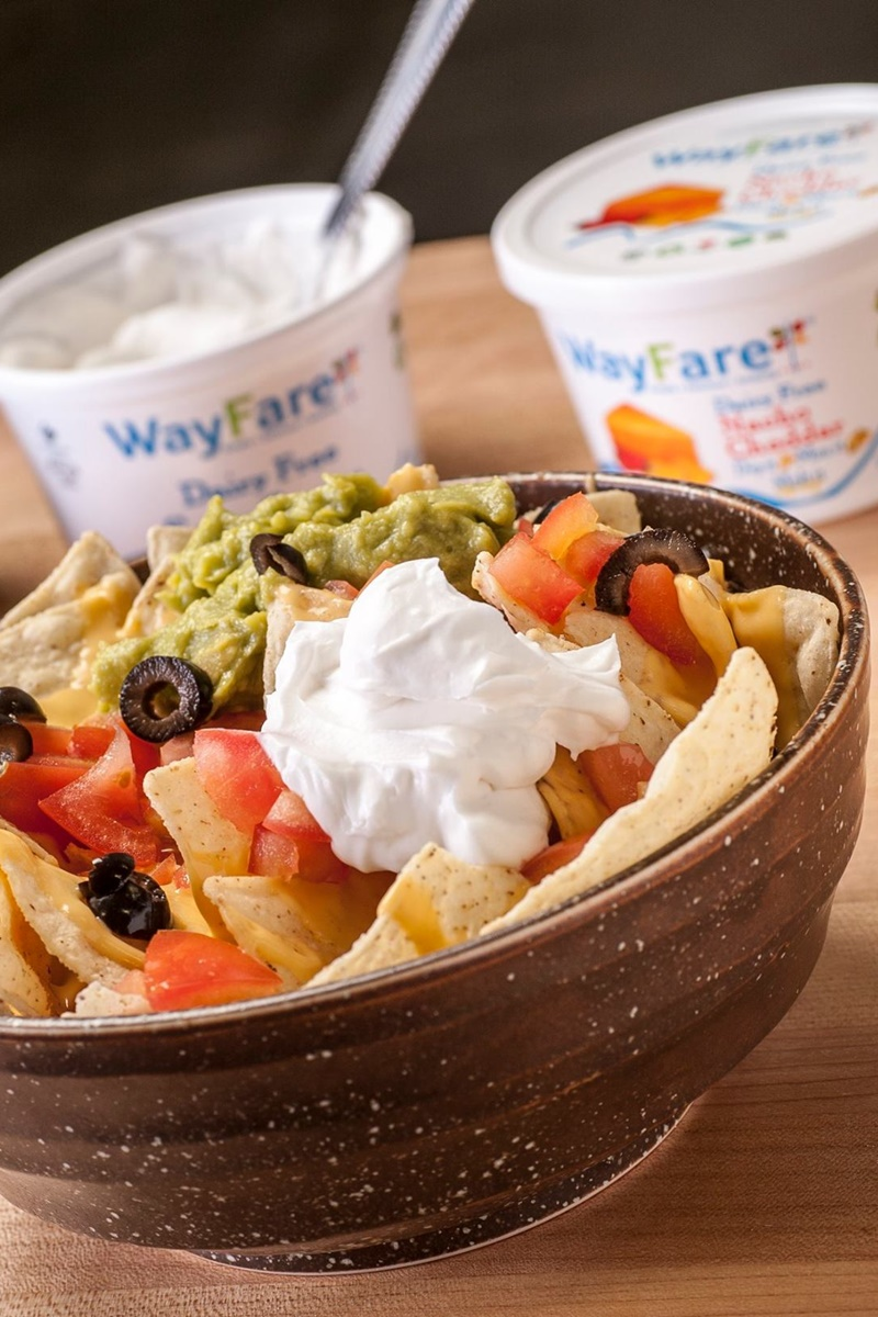 Wayfare Dairy Free Sour Cream (vegan, gluten-free, soy-free and nut-free)