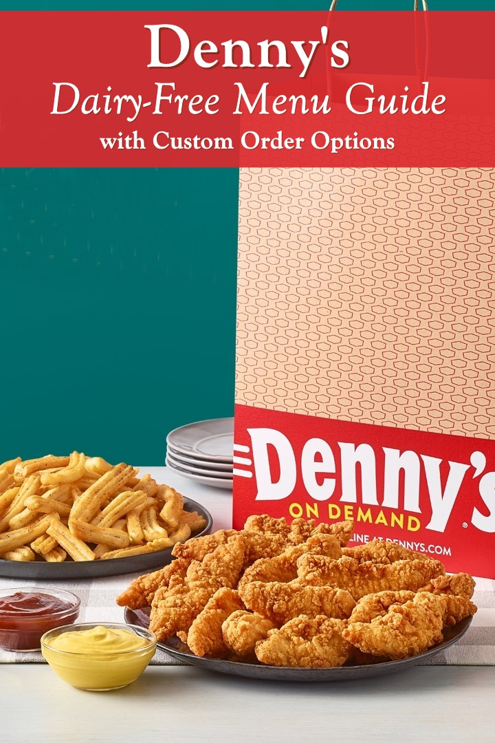 Denny's Dairy-Free Menu Guide with Custom Order Options