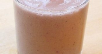 Pomegranate Smoothie: Vegan, Dairy-Free, and Soy-Free