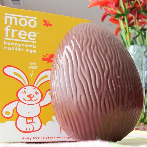 Moo Free Dairy Free Milk Chocolate - Bunnycomb Easter Egg