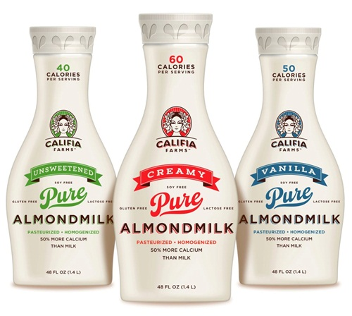 New Dairy-Free Products - Expo West 2012