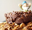 Nutty Chocolate Granola Bar Treats