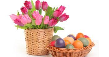 Natural Egg Dye Recipe for Easter