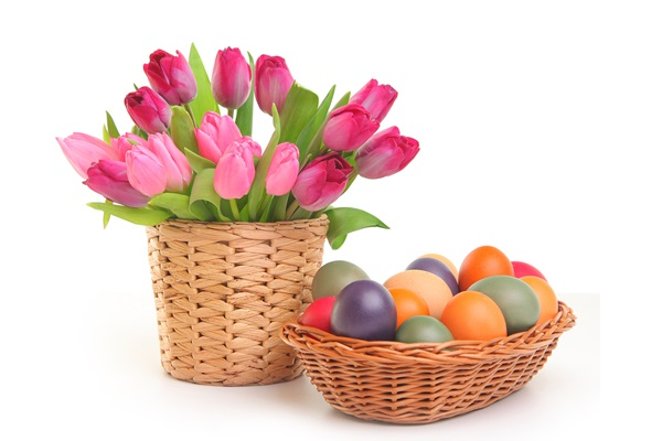 Natural Egg Dye Recipe for Easter