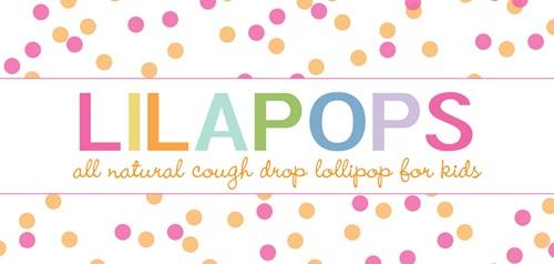 Lilapops: All natural cough drop lollipops for kids