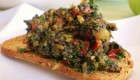 Orange-Scented Olive, Parsley, and Sun-Dried Tomato Tapenade