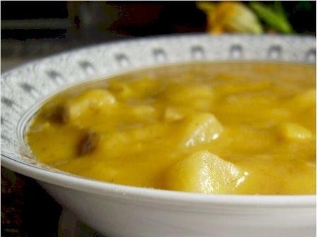 Joni's Rustic Potato Leek Soup - Dairy-Free and Vegan