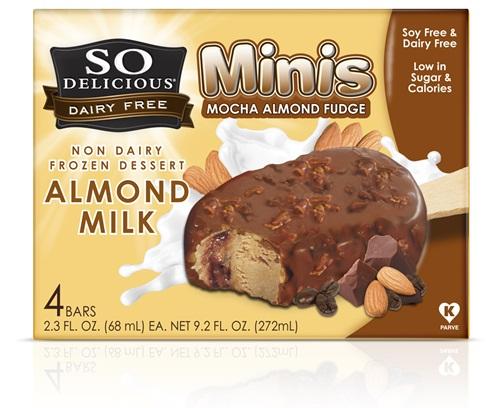 So Delicious Non Dairy Frozen Dessert - Almond Milk