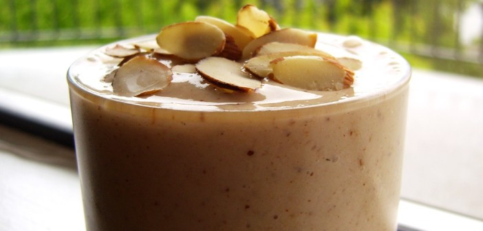 Craveable Creamy Protein Almond Shake