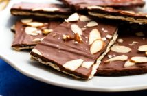 Vegan Matzah Toffee Recipe for Passover and Beyond. Kosher, dairy-free, plant-based, and optionally gluten-free