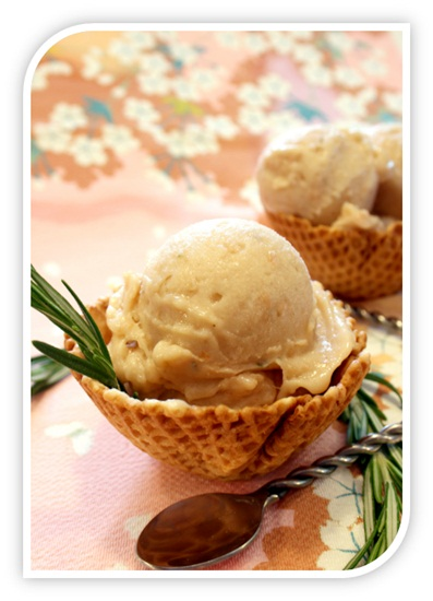 A La Mode: Creative Vegan Ice Cream Recipes