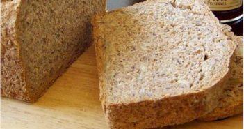 Vegan German-Style Whole Grain Bread Recipe - Spelt or Whole Wheat