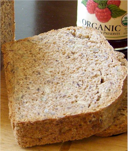 German-Style Whole Grain Bread Recipe