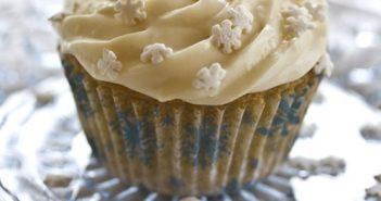 Vegan and Gluten-Free Vanilla Cupcakes with Dairy-Free Buttercream