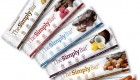 The Simply Bar (New & Improved High-Protein Vegan Formula)