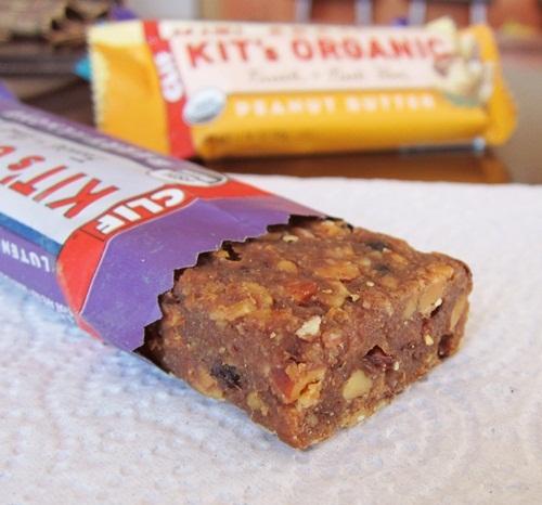 Kit's Organic Fruit & Nut Bars by Clif Bar - Vegan, Gluten-Free, Soy-Free, Non-Dairy