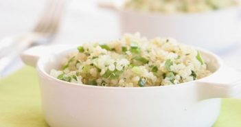 Dairy-Free and Gluten-Free Quinoa Pilaf Recipe