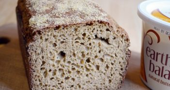 Whole Grain English Muffin Bread - Dairy-Free & Egg-Free