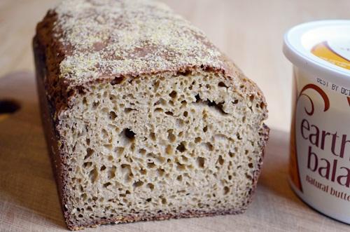 English muffin loaf recipe