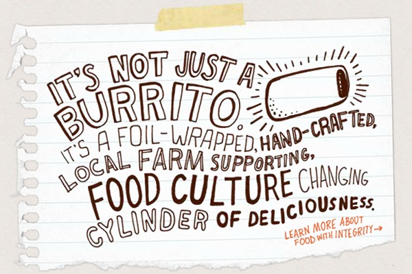 Chipotle Grill Food Policy