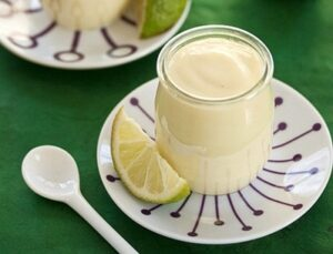 Whole Soy & Co. Key Lime Non-Dairy Yogurt