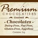 Premium Chocolatiers: Dairy-Free, Gluten-Free, Nut-Free, Egg-Free Chocolate