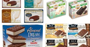 vegan ice cream bars