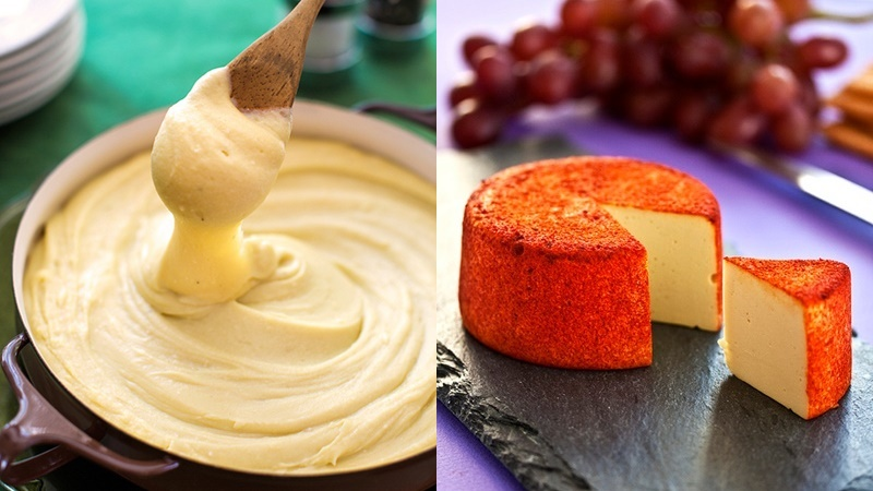 How to Substitute Cheese - Dairy-Free Recipes