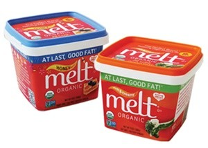 Melt Organic Buttery Spread and Dairy-Free Butter Substitute