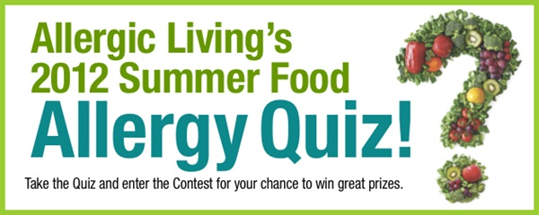 Allergic Living Summer Food Allergy Quiz