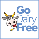 The Dairy-Free Community - 125x125 Go Dairy Free Badge
