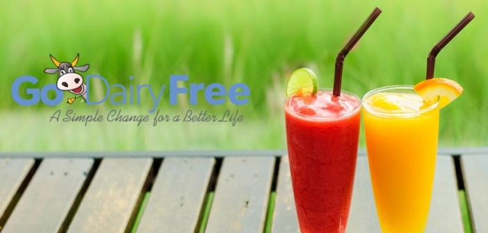 The Dairy Free Community - dairy-free bloggers sharing how they live and love milk-free living!